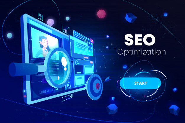 What is the meaning of search engine optimization?
